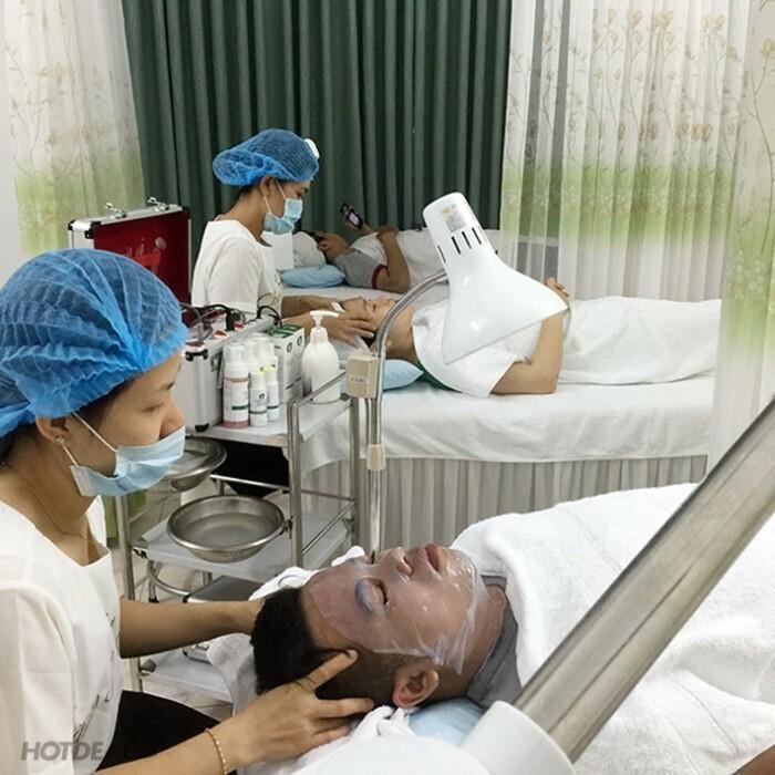 Nơi điều trị mụn hiệu quả uy tín nhất tại Tp.HCM - Điều trị mụn Dr Huệ - Hình 4