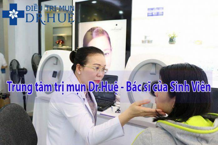 Trung tâm trị mụn Dr.Huệ - Bác sĩ của sinh viên - Điều trị mụn Dr Huệ - Hình 1