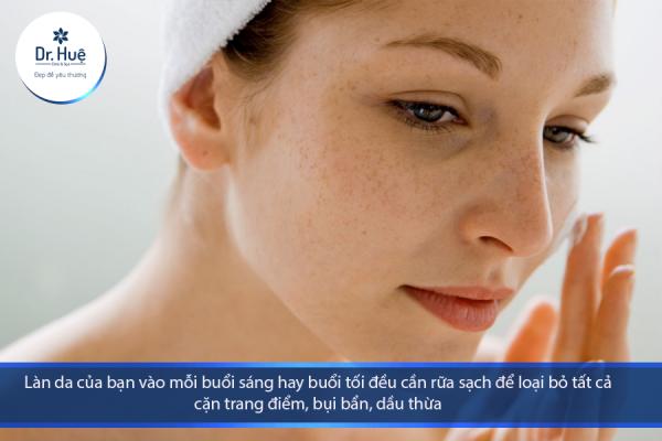 [Tư Vấn] Phụ nữ tuổi 30 cần bổ sung gì - Điều trị mụn Dr Huệ - Hình 1