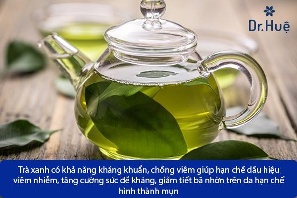 [Tư Vấn] Uống Nước Gì Để Trị Mụn Từ Bên Trong - Hình 2