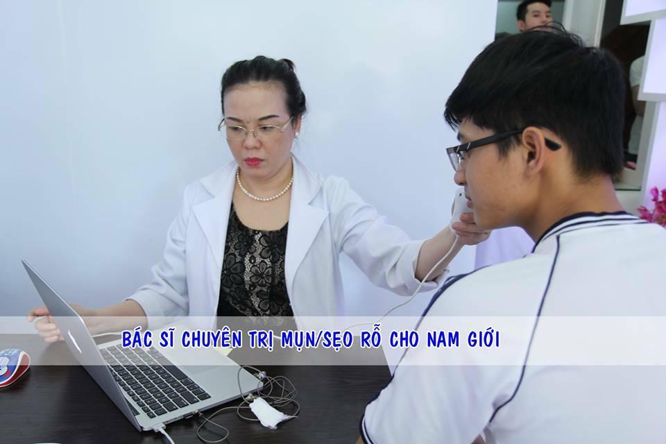 Vì sao bạn lại chọn cơ sở điều trị mụn Dr. Huệ - Hình 2