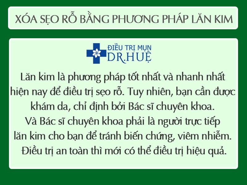 xoa seo bang phuong phap lan kim