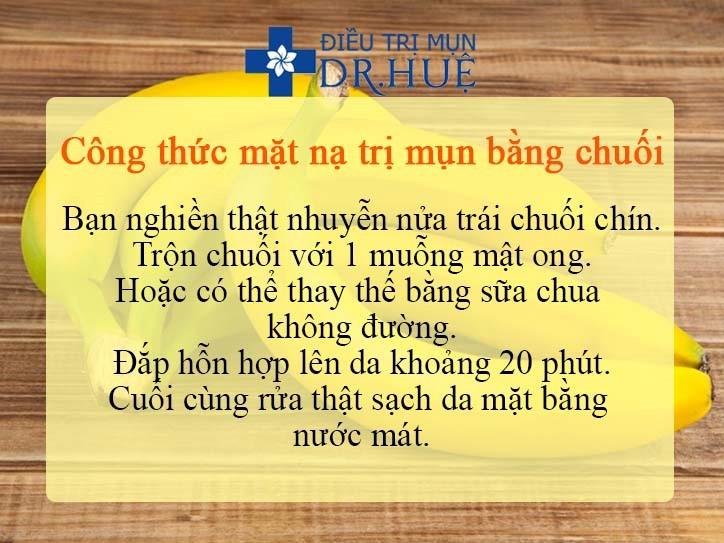 tri mun bang chuoi
