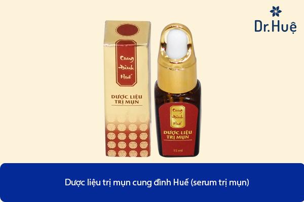 duoc-lieu-tri-mun-cung-dinh-hue